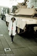 Thandi Chirwa - United States Navy Immigration Naturalization Inauguration Ceremony